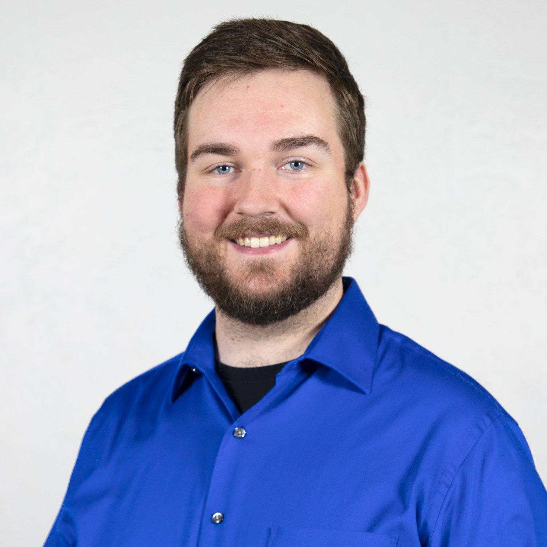 Evan professional portrait